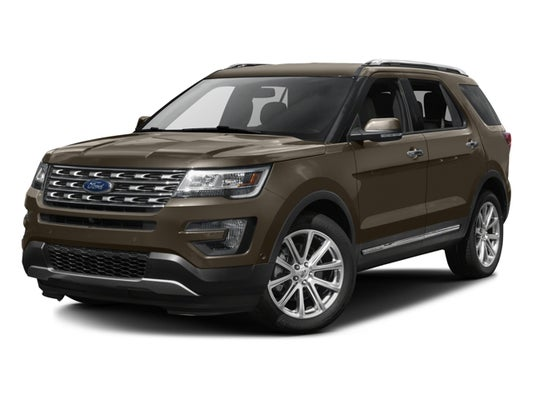 2016 Ford Explorer Limited Awd In Winona Mn Dahl Toyota