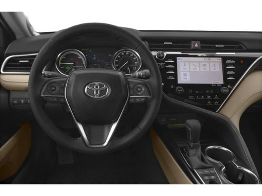 2019 Toyota Camry Hybrid Xle In Winona Mn Dahl