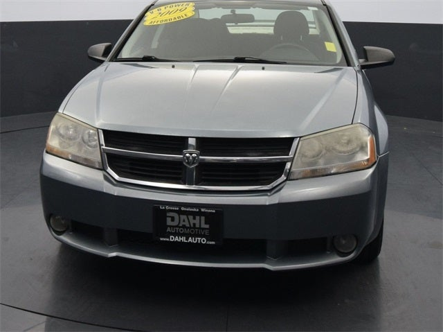 Used 2009 Dodge Avenger SXT with VIN 1B3LC56D09N536475 for sale in Winona, Minnesota
